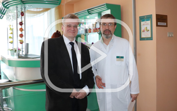 видеоотзыв Санаторий Пушкино